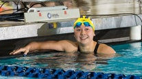 U-M grad representing Hong Kong in Olympics wins silver in 100-meter freestyle