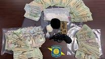 Michigan State Police make major drug bust in Van Buren Township, finding 400 grams of cocaine and $30K