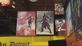 Thief steals rare anime figurines from Madison Heights store