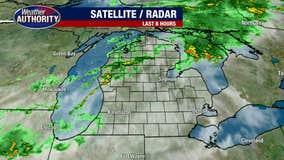 Chance for storms/rain next few days
