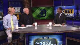 SportsWorks - 7-25-21 -- Woody joined by Wojo & Burchie to talk Tigers, Lions, Wings & Pistons