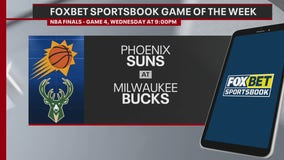 FOX Bet game of the week: Game 4 in Milwaukee on Wednesday