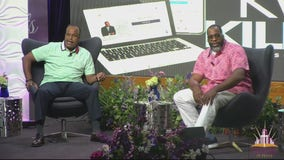 Kwame Kilpatrick talks about his past and future at Detroit church