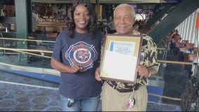 Detroit Tigers honor vendor who has served for 61 years