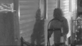 Peeper caught on video looking into Redford room where young child sleeps