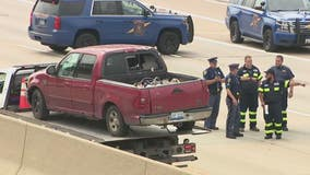MSP says tow truck driver shot at during road rage incident on 696