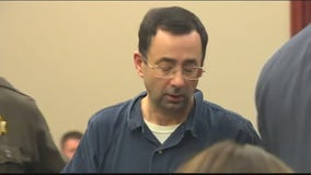 As Biles is sidelined at Olympics, new details come out on sexual abuser Larry Nassar in prison