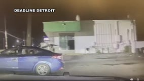 After cops flee drive-by in progress, Detroit police launch investigation