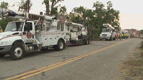 Community rallies in Armada cleanup effort after devastating tornado damage