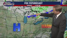 Metro Detroit weather: Week starts hot