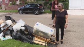 US Rep. Brenda Lawrence tours flood devastation, promises help