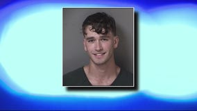 23-year-old arrested as a suspected sex predator