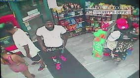 Man assaults gas station customer who asked him to back up