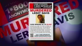 Crimestoppers: Leroy Davis