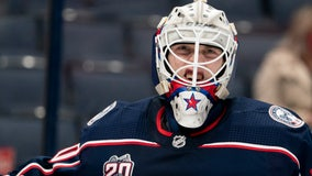 Novi police won't recommend charges in death of Blue Jackets goaltender