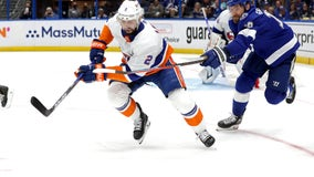 Red Wings aquire Leddy from Isles for Panik, 2nd round pick