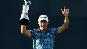 Flawless finish: Collin Morikawa wins British Open for 2nd major
