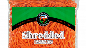 Carrots recalled due to possible salmonella contamination