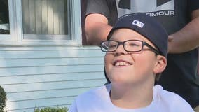 Special needs boy gets new van thanks to police officer, community effort