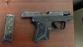 TSA agents find 3 guns during security screenings at Detroit Metro Airport; 2 people arrested