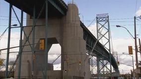 Canadian police say inert grenades caused shutdown of Ambassador Bridge, no charges filed