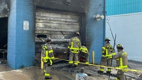 Fire at Ann Arbor auto shop causes more than $100,000 in damage