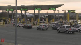 Engaged couple divided by pandemic closure of US-Canada border