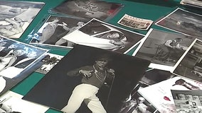 Man finds late uncle's historical photo stash of stars, politicians and landmarks