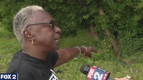 Community leader says overgrown outdoor area in neighborhood is safety concern
