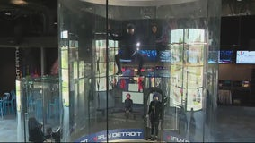 Indoor skydiving is coming to Metro Detroit this summer