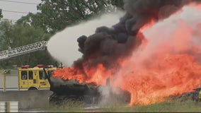 I-75 set to reopen in Troy after tanker fire damaged freeway last month