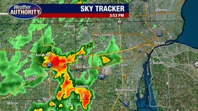 Wind gusts of 40 MPH expected Tuesday night as another line of strong storms push into Detroit