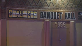 Suspect in shooting at unlicensed Detroit banquet hall arrested, 1 more sought; city closes establishment