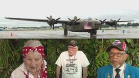World War II heroes honored at Oakland International Airport