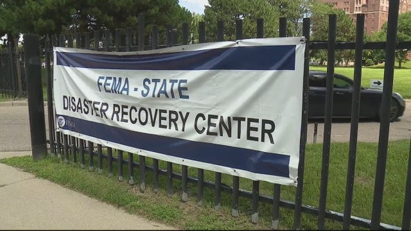FEMA Disaster Recovery Centers open across Metro Detroit to help flooding victims