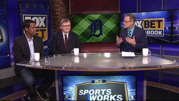 SportsWorks - 7-18-21 -- Dan talks Tigers, Red Wings, British Open & NBA with Pat Caputo & John Niyo