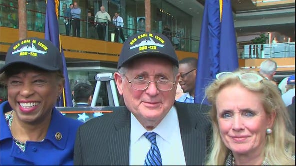 Lawmakers remember Carl Levin