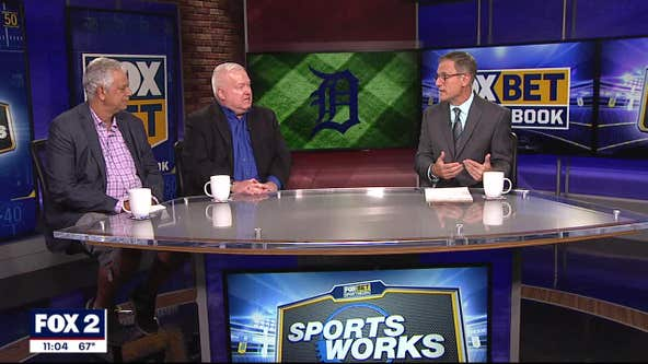 SportsWorks - 7-11-21 -- Dan talking Tigers & NBA with Stoney & Wojo