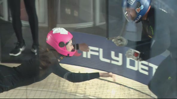 iFly Indoor Skydiving is Coming to Novi this Summer