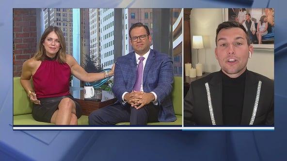 Pychic Medium & Author, Matt Fraser promotes his Detroit show and gets Ryan emotional