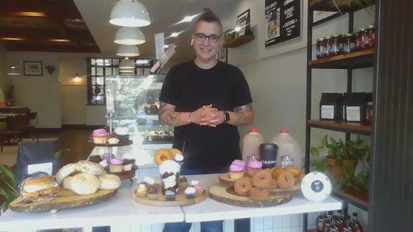 Bakehouse 46 celebrates National Ice Cream Month