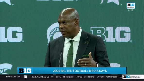 WATCH - MSU head coach Mel Tucker talks about how the Spartans are going to be better heading into year two