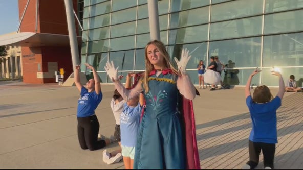 Frozen Jr. The Musical comes to the Warren City Square this Saturday