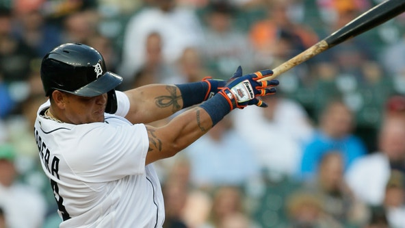 Cabrera 2 HRs and Mize solid for Tigers in 6-2 win over O's