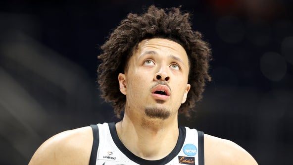 Detroit Pistons select Cade Cunningham with No. 1 pick in NBA draft