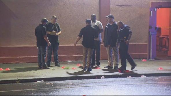 Gunfire erupts at Detroit banquet hall, injuring 5 and killing 1