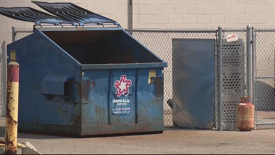 Employee finds newborn near dumpster of Madison Heights