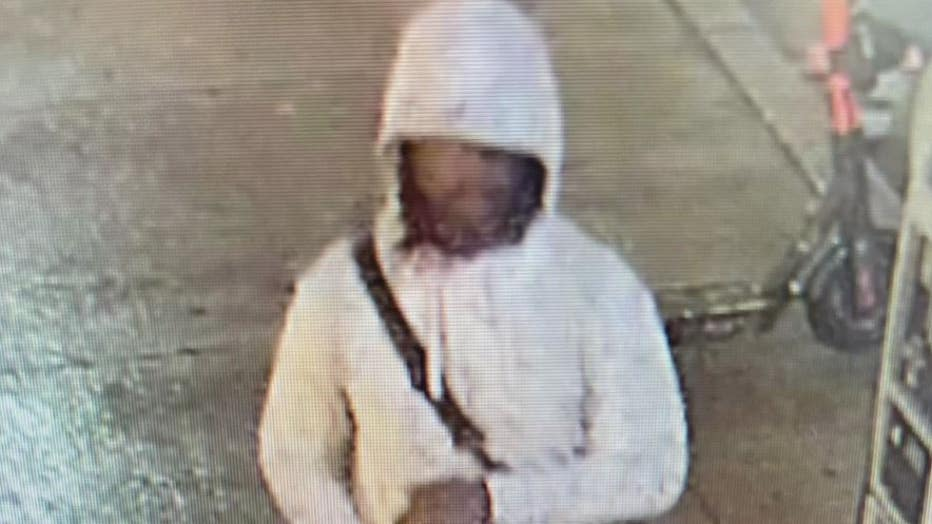Ann Arbor police released this photo of a person of interest in the recent attacks on women.