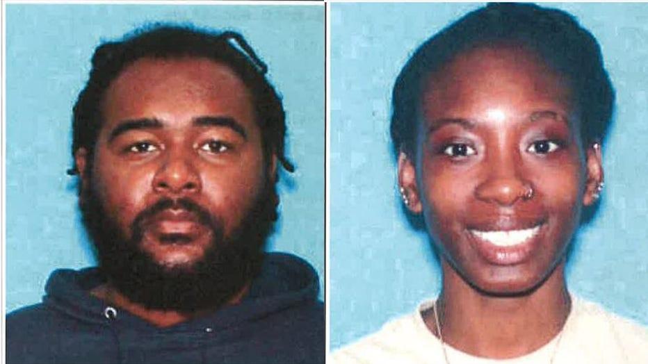 Marcus Montgomery, 21 (left) and Emoni Smith, 20