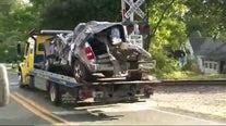 Authorities believe teen girls were speeding before fatal rollover crash